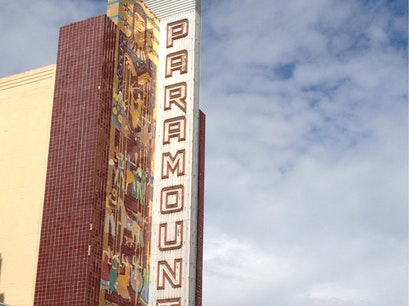 Paramount Theatre Oakland California United States