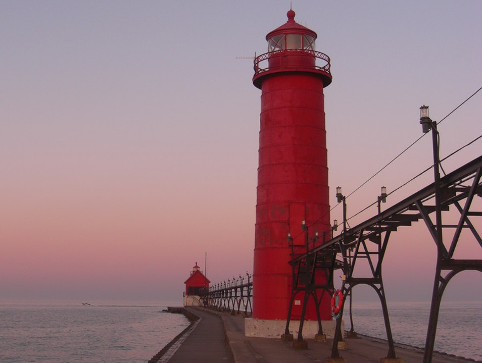 An Enlightening Way to Explore Michigan Grand Haven Michigan United States