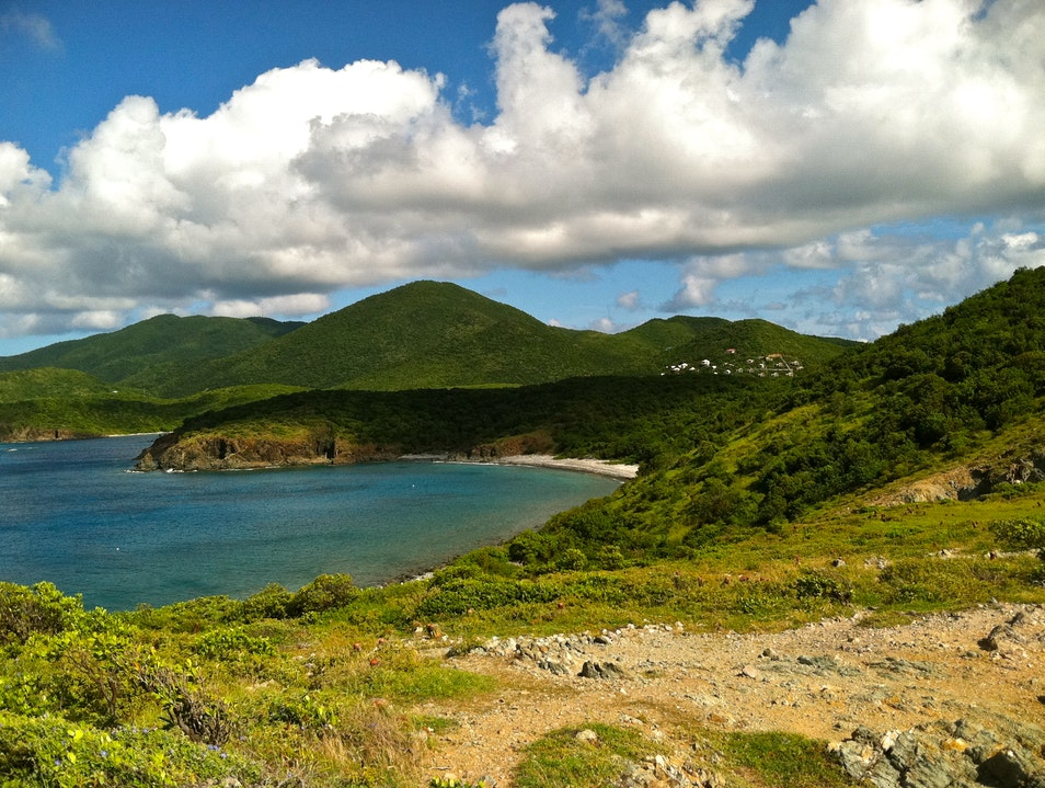 Ram's Head Hike St. John  United States Virgin Islands