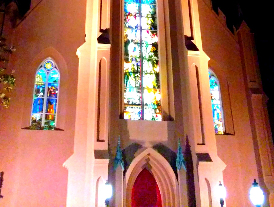 Incredible Photographic and Historic Architecture abound in Charleston South Carolina.