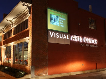 Visual Arts Center of Richmond Richmond Virginia United States