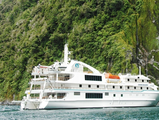Relax: Coral Expeditions Cruise