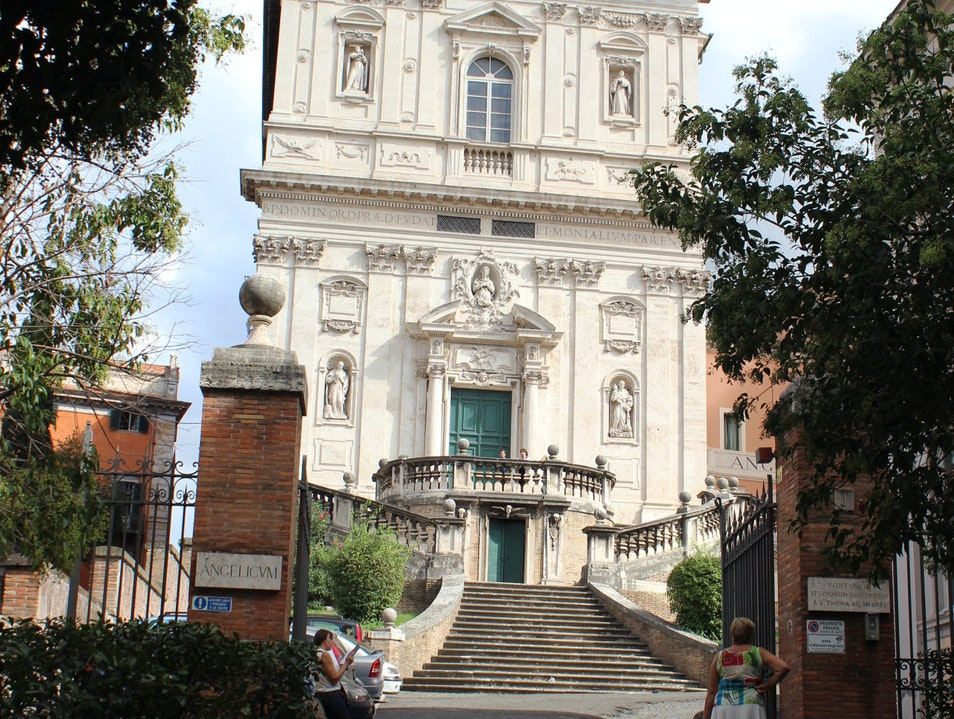Pontifical University of Saint Thomas Aquinas Rome  Italy