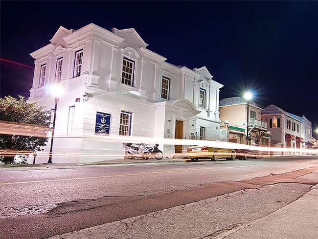 Haunted History Walking Tour of St. George's, Bermuda