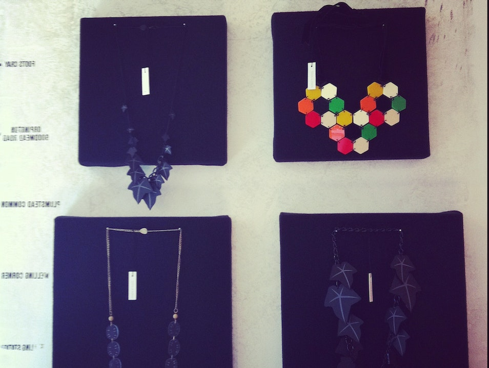 Eclectic Jewelry and Homewares in San Francisco's North Beach