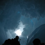 Erebus Ice Tongue Ice Caves