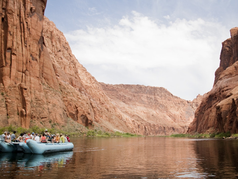 Colorado River Discovery Marble Canyon Arizona United States