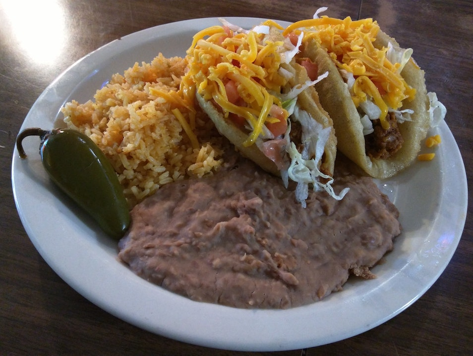Home of the Original Puffy Taco San Antonio Texas United States