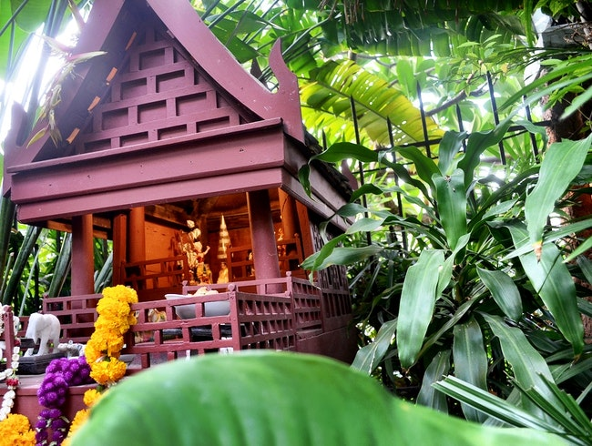 Urban Oasis – The Jim Thompson House