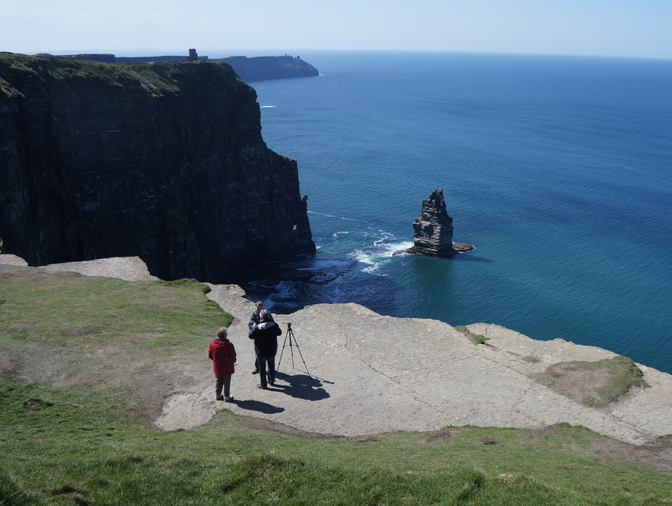The Cliffs of Moher, Ireland Clare  Ireland