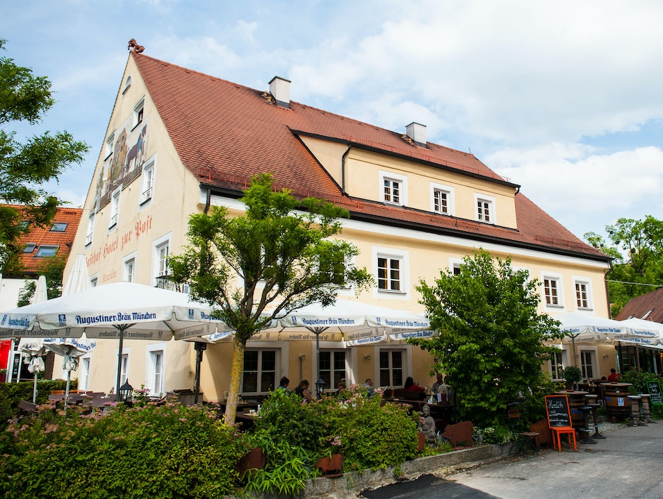 Warm, Local Inn in Bavaria Herrsching Am Ammersee  Germany