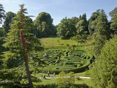 Glendurgan Garden Mawnan Smith  United Kingdom