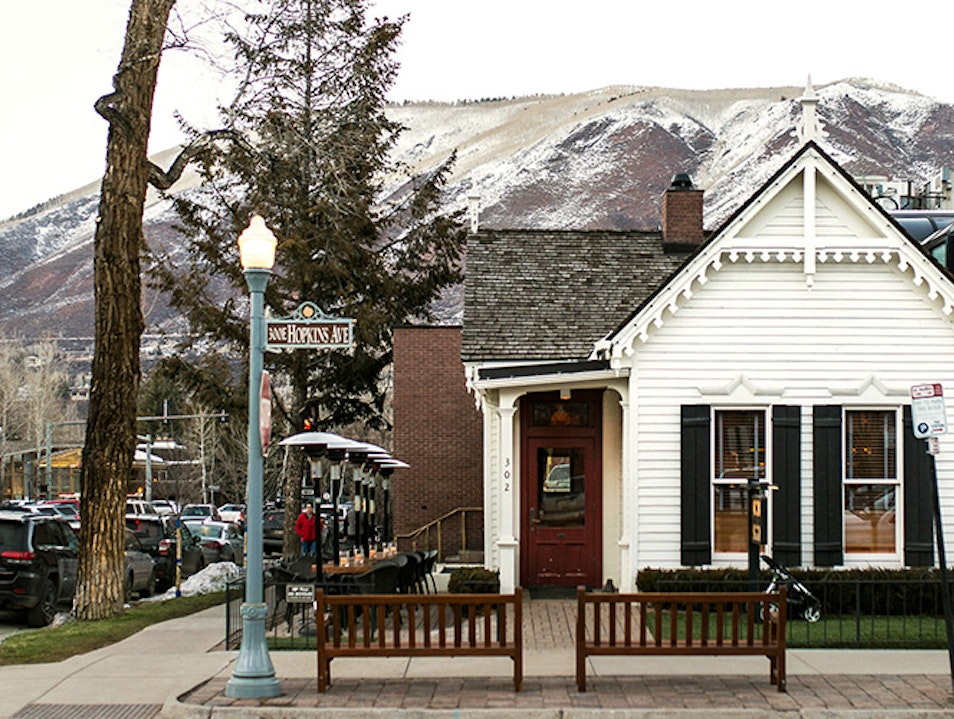 White House Tavern, Aspen Aspen Colorado United States
