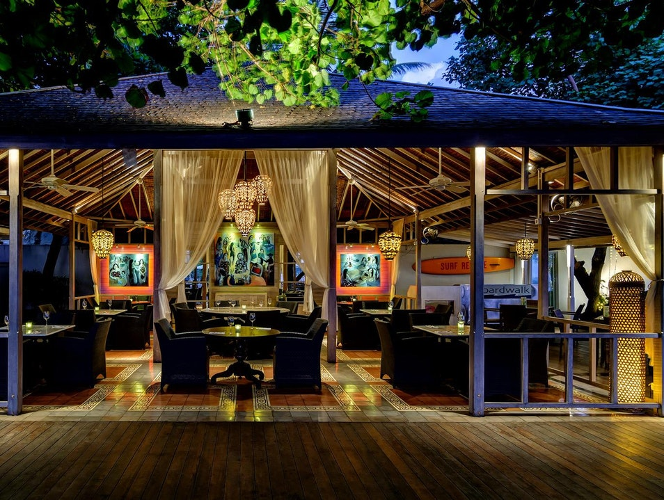 Beachside Dining & Live Entertainment Kuta  Indonesia