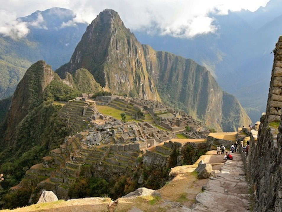 Hiking the Salkantay Trail to Machu Picchu Urubamba  Peru