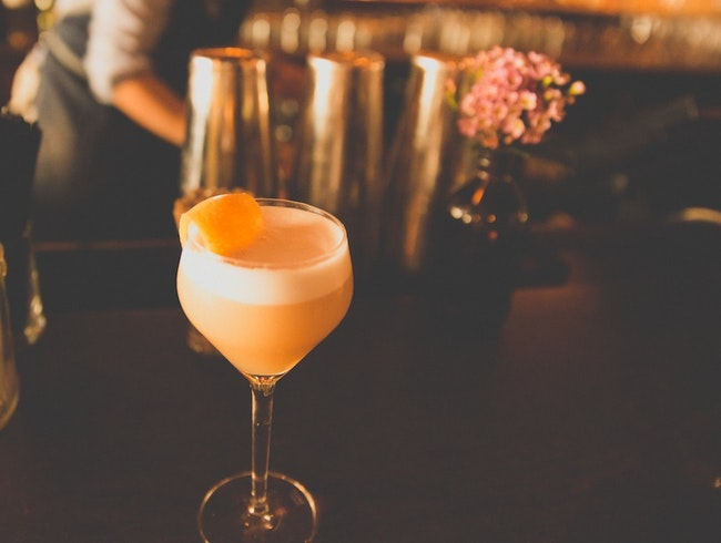 Have Drinks and Dinner at 15 Romolo in North Beach