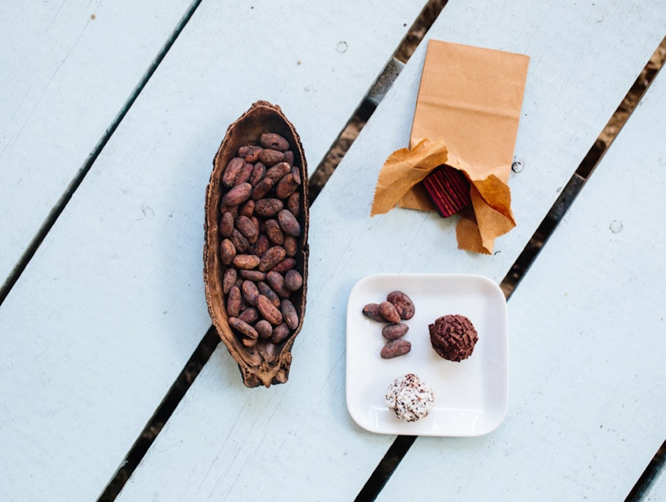 Satisfy Your Sweet Tooth at the Belize Chocolate Company   Earth