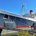 The Queen Mary Long Beach California United States