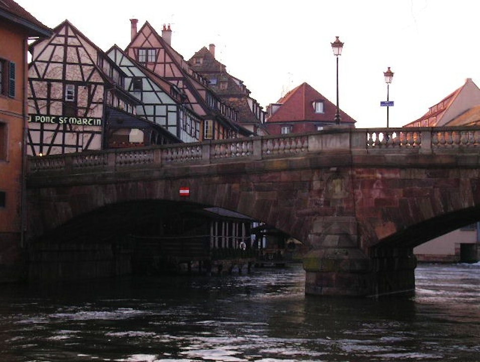 A Day in Petite-France Strasbourg  France