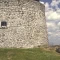 Carleton Martello Tower National Historic Site Saint John  Canada