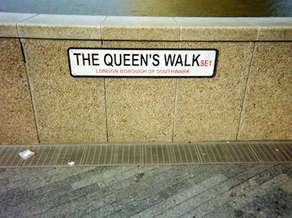 Queens Walk Ruislip  United Kingdom