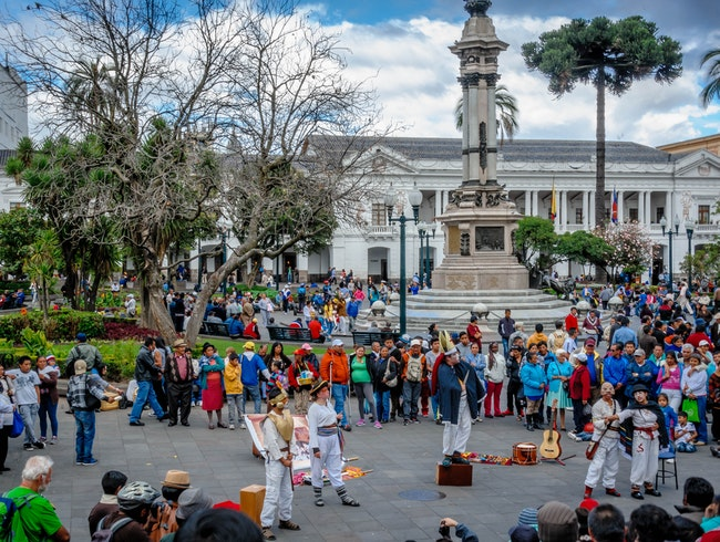 Head to the Heartbeat of Quito