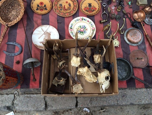 Kolo Bazar, an Off-the-Beaten-Path Flea Market
