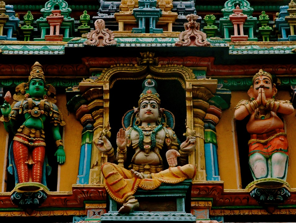 Cultivate Your Wanderlust in India By Visiting a Hindu Temple!
