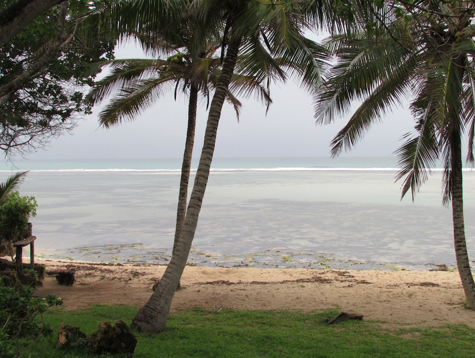 Cooking on Tiwi Beach