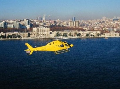 Istanbul Helicopter Tours Istanbul  Turkey