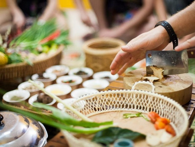 BOOK A COOKING CLASS IN BANGKOK WITH COOKLY TO GET 5% OFF