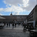 Plaza Mayor, Madrid Madrid  Spain