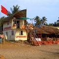 Anjuna Beach Anjuna  India