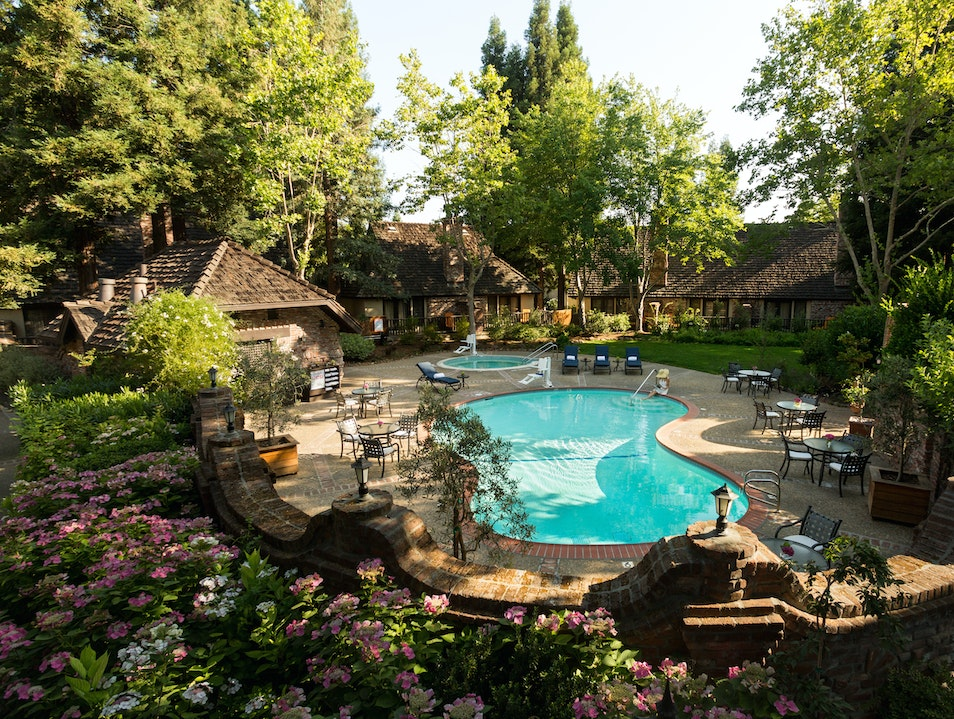 Harvest Inn Saint Helena California United States