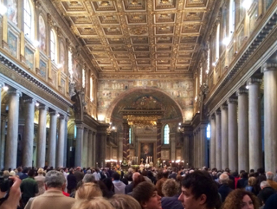 Easter Sunday Rome  Italy