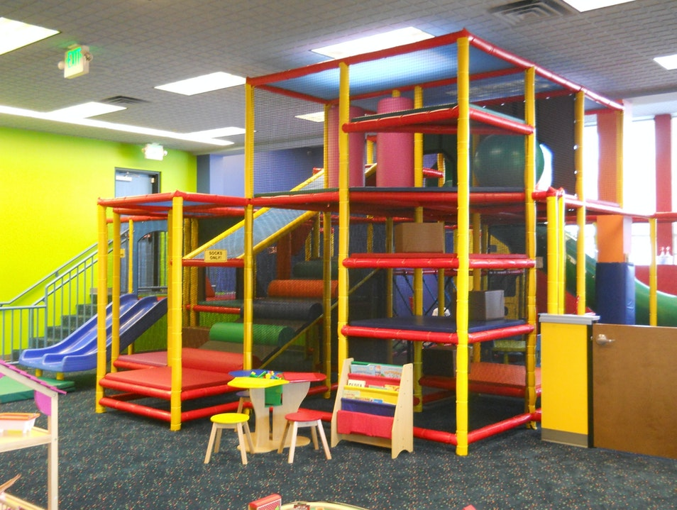 Let The Kids Blow Off Some Steam at Adventure Kids