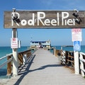 Rod and Reel Pier Restaurant Anna Maria Florida United States