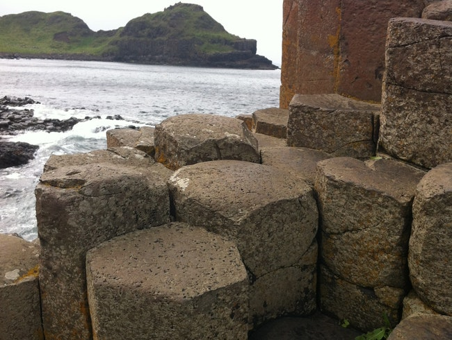 Northern Ireland's Giants Causeway