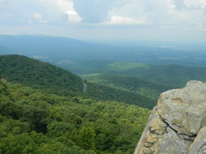 Humpback Rocks Afton Virginia United States