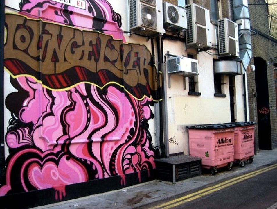 The Shoreditch Experience