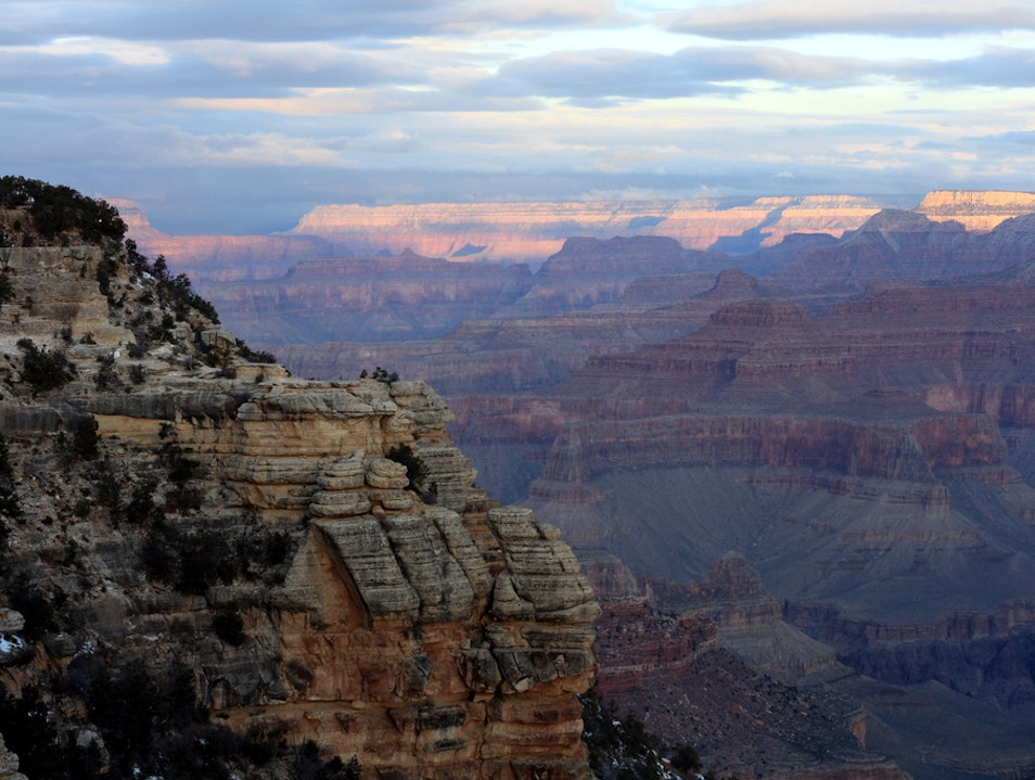 Explore the Floor of the Grand Canyon with the Whole Family