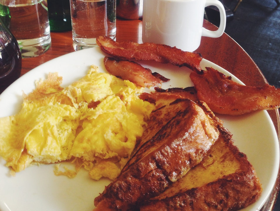 Homestyle Brunch in Brooklyn New York New York United States