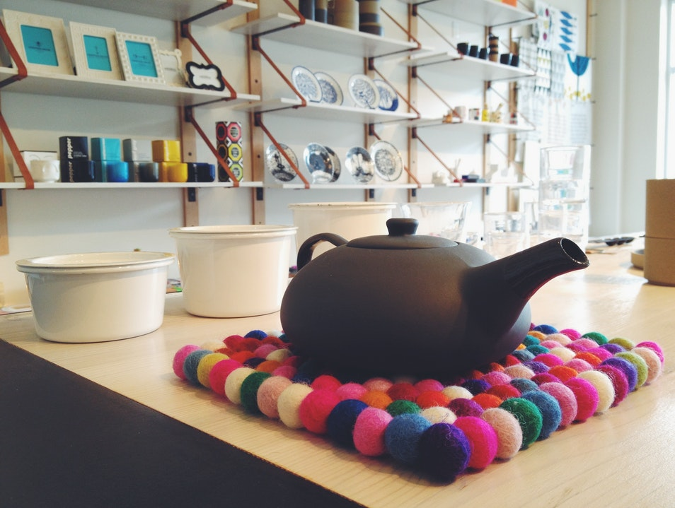 Chic Housewares and Gifts on Cass Avenue