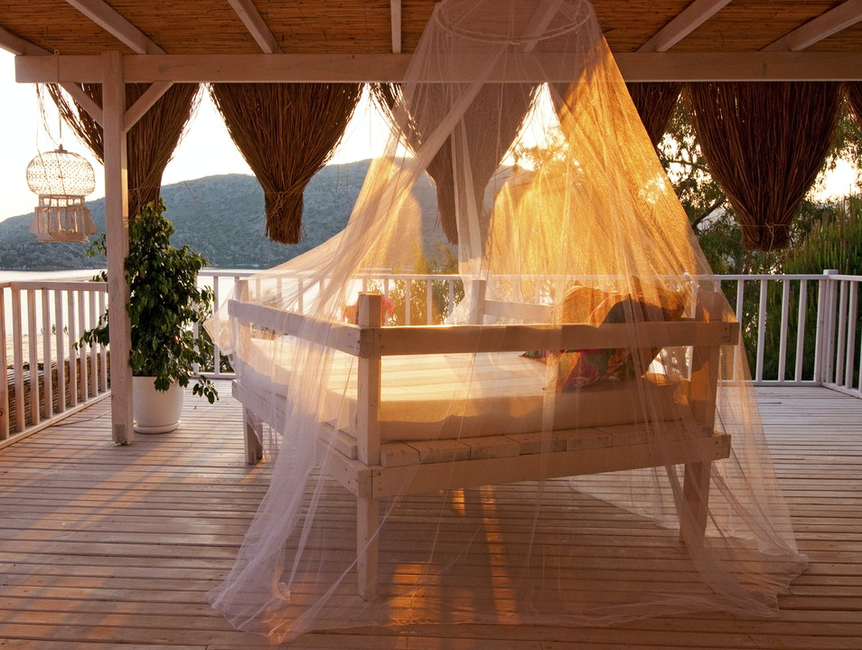 "Stay: ""It's Like You Put the Sun in the Bed"" Bozburun  Turkey"