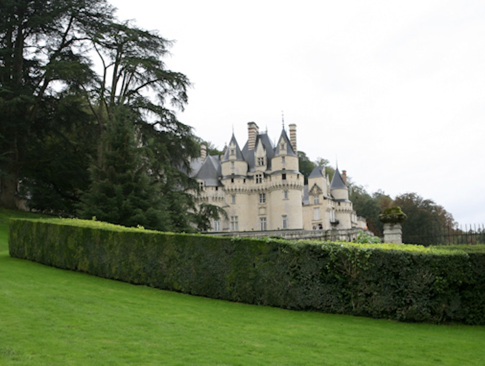 Château d'Ussé: Sleeping Beauty's castle