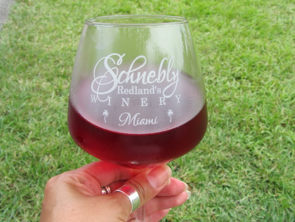 Schnebly Winery at the Mango Festival