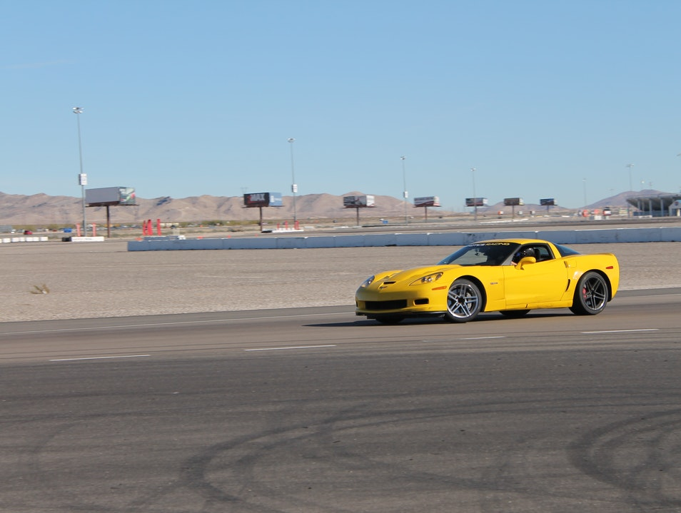 Pedal to the Metal with Exotics Racing Las Vegas Nevada United States