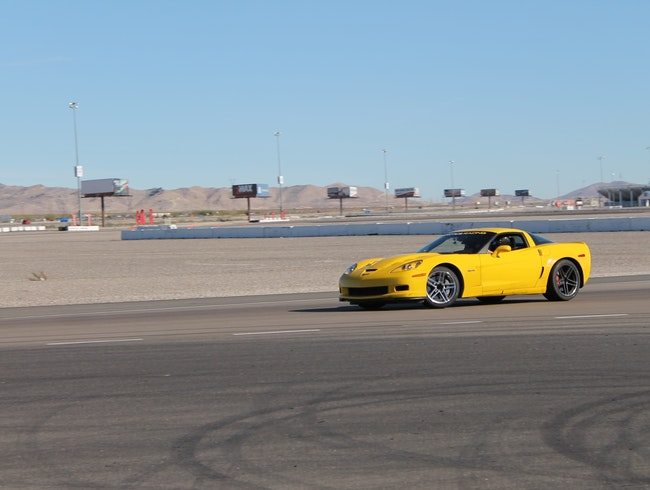 Pedal to the Metal with Exotics Racing