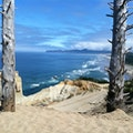 Cape Kiwanda Pacific City Oregon United States