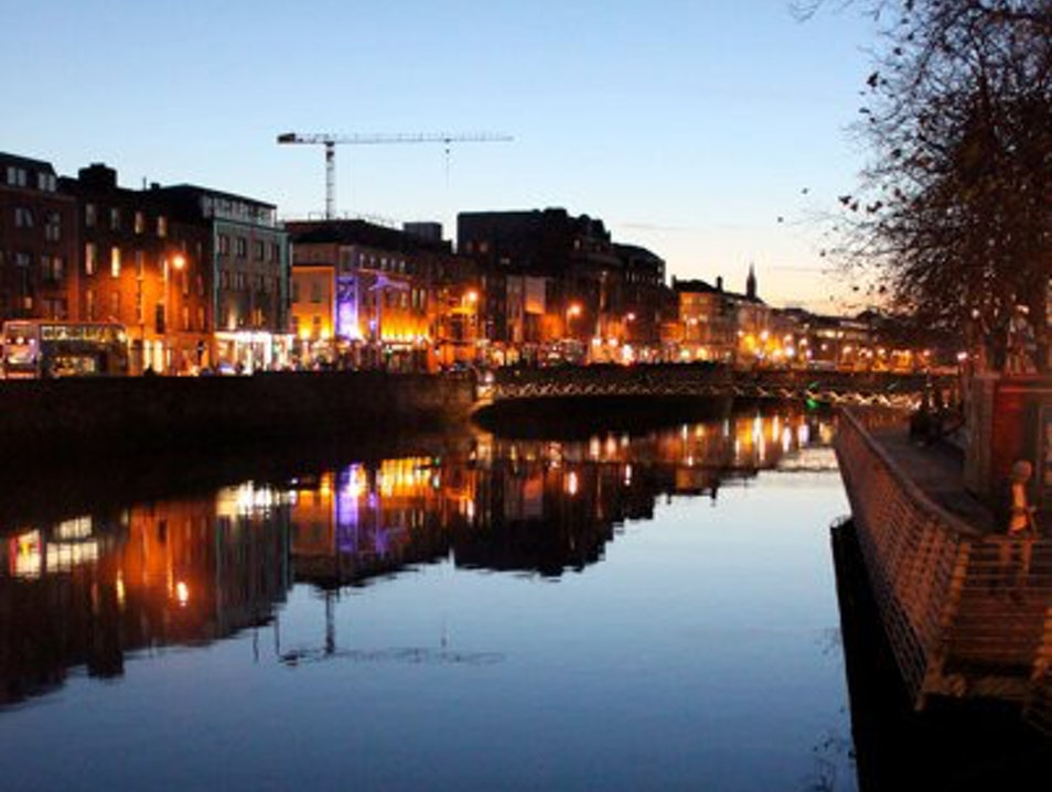 Dublin at Night   Ireland